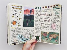 Want to learn how to start your own bullet journal? Here I'll teach you how to pick the right supplies and create the cutest spreads, with a free cheat sheet of 125 page ideas.
