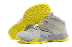 on sale d1ddb 3b568 Find Nike Zoom Soldier Vii Mens Gray Yellow For Sale online or in  Footlocker. Shop Top Brands and the latest styles Nike Zoom Soldier Vii  Mens Gray Yellow ...