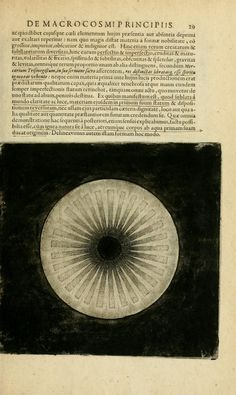 Diagram by Robert Fludd from his Utriusque cosmi