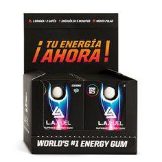 L.A. Fuel te aporta ese punto de energía que te falta