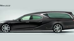 "This isn't a spaceship it's a Maserati-based hearse -> http://mashable.com/2016/08/29/maserati-ghibli-hearse/   The old adage ""live fast die young"" just got an update. Because now thanks to an Italian coach-builder you can live fast die young ... and get driven to your funeral even faster.  What a time to be alive! Wait no scratch that.  The swoop-y corpse carriage you see above was created by the Ellena Autotrasformazioni company. It started life as a diesel-powered Maserati Ghibli. Then it…"