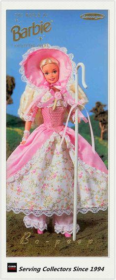 1997 Tempo World of Barbie Trading Cards Large Box Card Full Set 4 RARE | eBay