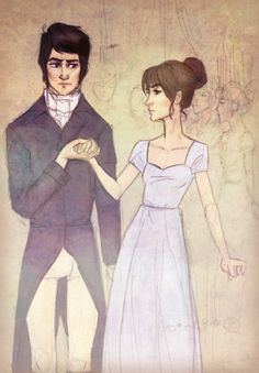 Mr. Darcy & Elizabeth