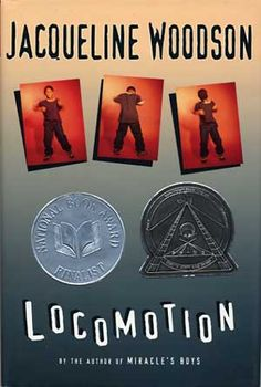 Locomotion by Jacqueline Woodson (660L) Available on LightSail
