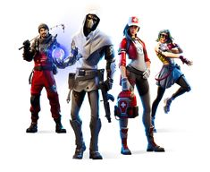 Fortnite Game Gamer - Free vector graphic on Pixabay