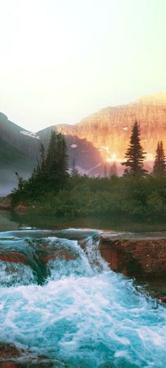 Belly River, Glacier National Park, Most Beautiful Places To Visit Before You Die! (Part III) Places To Travel, Places To See, Glacier Park, Montana, To Infinity And Beyond, Places Around The World, Belle Photo, Beautiful Landscapes, The Great Outdoors