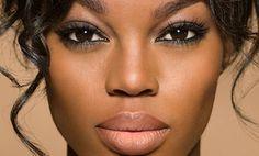 Maquiagem para noivas pele morena e negra