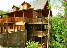 Other Gatlinburg Properties Vacation Rental - VRBO 458428 - 7 BR Gatlinburg Cabin in TN, Gatlinburg Cabin in the Mountains Redneck Ritz 724 Smoky Mountain Cabin Rentals, Smoky Mountains Cabins, Mountain Cabins, Mountain Homes, Gatlinburg Vacation Rentals, Gatlinburg Cabins, Gatlinburg Tennessee, Tennessee Vacation, Pigeon Forge