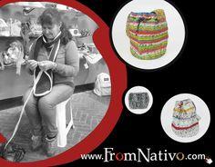 Nuestras piezas resaltan tradiciones de la región, descubre lo que ofrecemos en www.FromNativo.com descubre la esencia.
