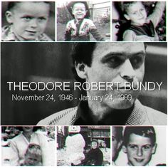 """psychomorbis: """" Ted Bundy childhood facts • Originally Theodore Robert Cowell, he was born to a single mother when she was 22. • To hide that he was an illegitimate child, he was told that his mother was his sister, and his grandparents were his... Famous Serial Killers, Love Is My Religion, Life Of Crime, Ted Bundy, Creepy Stories, Lifetime Movies, Criminology, True Crime, Mug Shots"""
