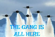 When the gang gets together for the weekend . Aviation Humor, Aviation Art, Post War Era, Float Plane, Nose Art, World War Ii, Adventure, Motivation, World War Two