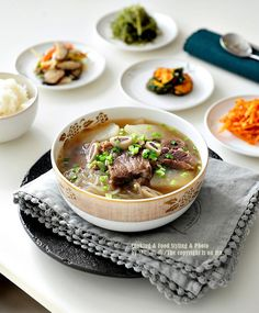 New House Plans, Food Lists, Korean Food, Curry, Food And Drink, Beef, Meals, Baking, Ethnic Recipes