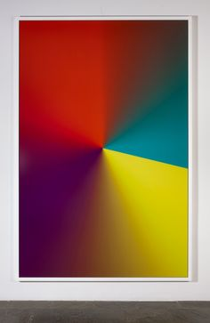 The Whitney Museum of American Art. Located in New York City. Multimedia Arts, Different Points Of View, Whitney Museum, Gradient Color, American Art, New Art, Printmaking, Color Schemes, Contemporary Art