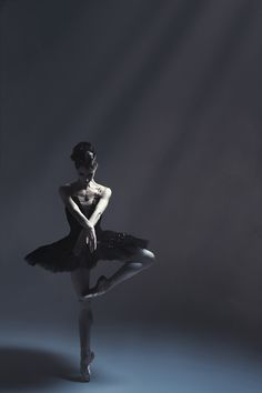 Photographer: Mark Crislip - Pitch Black Photography, Model: Jolanta Lubēja @ Latvian National Ballet​ - Dark Beauty Magazine