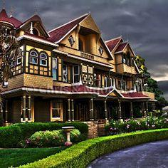 * Winchester House, San Jose, California - travel, photography