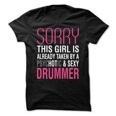 Drummer Cool Drummer T Shirt (*_*)
