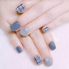 Green Nail Art, Green Nail Polish, White Nail Art, Green Nails, Blue Nails, Girls Nail Designs, Nail Art Designs, Red Manicure, Leopard Print Nails