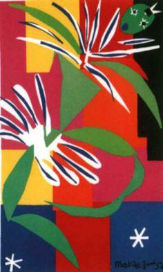 Henri Matisse  Creole Dancer 1947