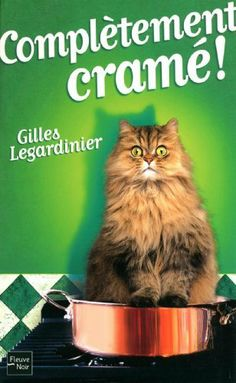 A book that's guaranteed to bring you joy I Complètement cramé! by Gilles Legardinier Feel Good Books, Books To Read, My Books, Gilles Legardinier, Importance Of Library, Cinema, Lectures, Book Lists, Books Online