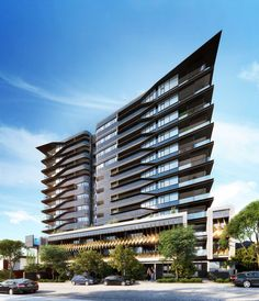 Hotel Design Architecture, Residential Building Design, Commercial Architecture, Futuristic Architecture, Concept Architecture, Facade Architecture, Residential Architecture, Amazing Architecture, Building Elevation