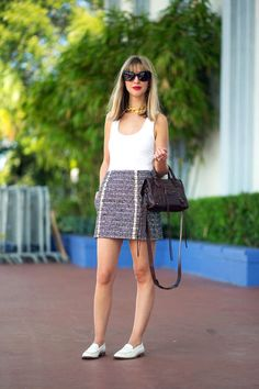 Best Street Style at Art Basel 2014 - Miami Street Style at Art Basel