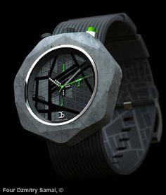 Dzmitry Samal – Concrete Watch