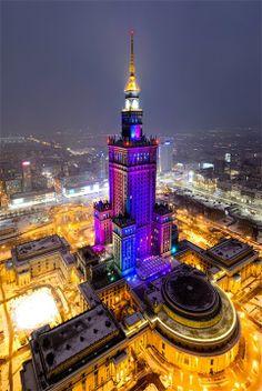 Варшава. Старый город Варшавы ...