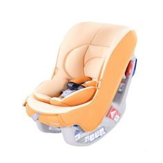 Combi Cocorro Lightweight Convertible Car Seat, Carrot Cake:Amazon:Baby
