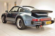 Porsche - 911 930 3.3 Turbo - 1983 Porsche 930 Turbo, 911 Turbo S, Porsche Sports Car, Porsche Cars, 911 Tribute, Porsche Classic, Vintage Porsche, Most Beautiful Models, Sport Cars