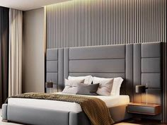 ✔ Bedroom is the area at which you will be frequently taking a time to rest. Creating luxury master bedroom with modern interior design is everybody dreaming. Modern Luxury Bedroom, Luxury Bedroom Design, Master Bedroom Interior, Bedroom Closet Design, Modern Master Bedroom, Bedroom Furniture Design, Contemporary Bedroom, Luxurious Bedrooms, Home Decor Bedroom