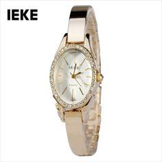 Elegant Ladies Watch by IEKE Model 364G on eBid United Kingdom £26.99