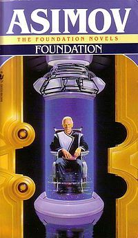 Foundation (novel) - The first novel of Issac Asimov epic series.