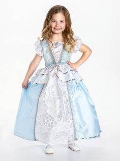 Mom Approved Costumes Cinderella Dress Giveaway