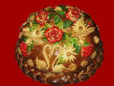 russian wedding cake~FUN  here's a recipe  http://www.russianfoods.com/en/russian-wedding-cake/