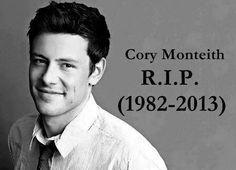 R.I.P Cory Monteith :'(