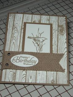 SUO-Simply Sketched in Brown Sugar by dmo - Cards and Paper Crafts at Splitcoaststampers