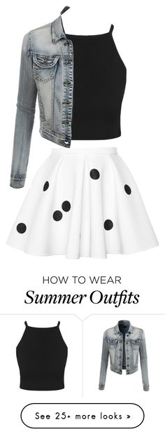 """Outfit"" by slothhugs on Polyvore featuring LE3NO"