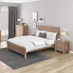 Wandfarben Ideen   Schlafzimmer In Hellbraun U0026 Grau | Kummer | Pinterest |  Interiors And Room