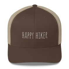 This six-panel trucker cap with a mesh back will be a comfy and classic choice for a perfect day in the sun. Hiking Gear, Hiking Boots, Summer Hiking Outfit, Hiking Outfits, Pacific Northwest Style, Adventure Outfit, Hiking Photography, A Perfect Day