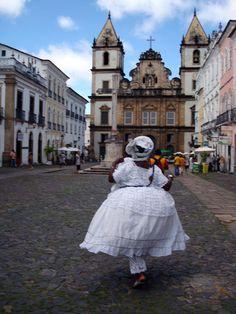 Bahiana, Salvador de Bahia, Brazil.  Photo: Silvina Baez