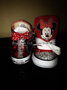 Hey, I found this really awesome Etsy listing at https://www.etsy.com/listing/179522987/custom-converse-chuck-taylor-bling