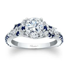Women Engagement Rings by Barkevs 2014