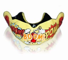 Funky Gums Spartan MMA Mouth guard