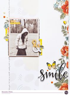 smile by maryamperez at @studio_calico