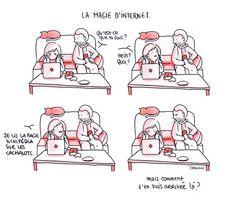 Quotidien – Bande dessinée | Caroline Chauveau