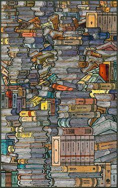 """""""libros, libros, libros"""""""