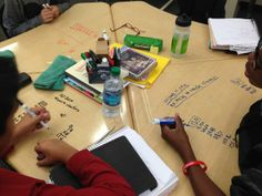 Opened new school in July. Best call was write on/wipe off desks #camlearns pic.twitter.com/Wj9piVpdg3