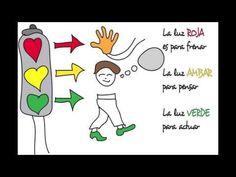 Emoticantos: El Semáforo del Corazón - YouTube Para resolución de conflictos