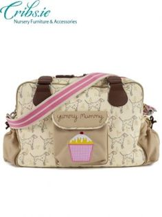 Buy Pink Lining Yummy Mummy Dalmatian Print Changing Bag, Beige from our Changing Bags range at John Lewis & Partners. Free Delivery on orders over Designer Changing Bags, Baby Changing Bags, Yummy Mummy, Nursery Furniture, Dalmatian, Baby Accessories, Beautiful Bags, Diaper Bag, Beige