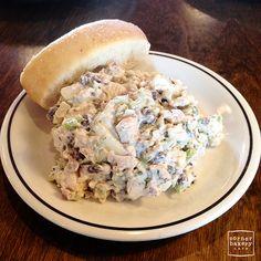 #CornerBakery Chicken Salad